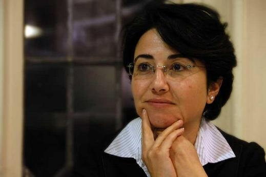 Haneen Zoabi. (Photo: Sharon Roffe-Ofir/Ynet News)