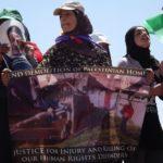 Solidarity action in Al Mufaqarah village, South Hebron Hills, West Bank August 28, 2012