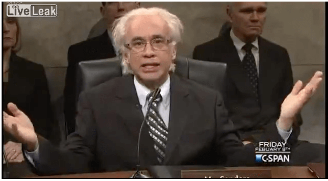 Unaired SNL: Hagel confirmation: 'It is vital for Israel's security