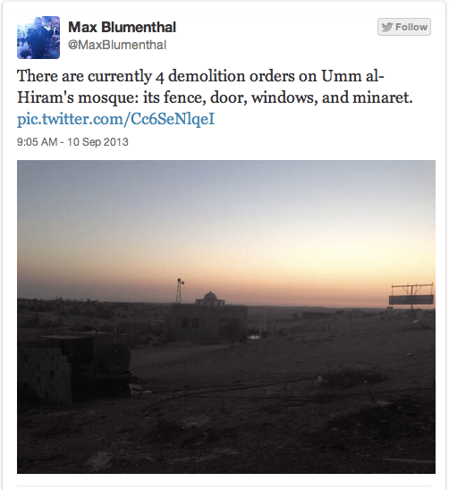 Storify from Max Blumenthal