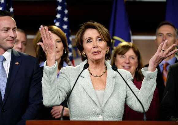 Nancy Pelosi (Photo: Pablo Martinez Monsivais/ AP)