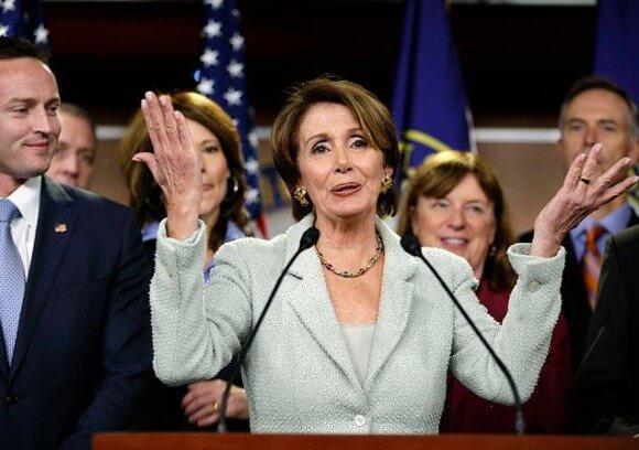 Nancy Pelosi (Photo: Pablo Martinez Monsivais/ AP)