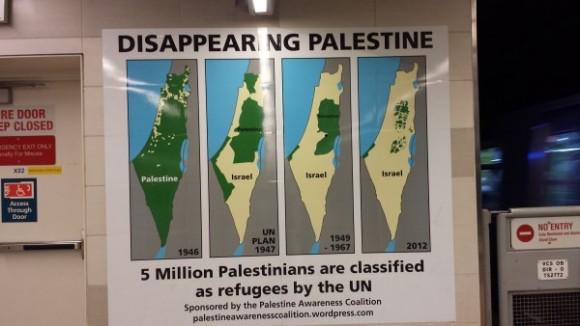 (Photo: Noor Kesbeh, Palestine Awareness Coalition)