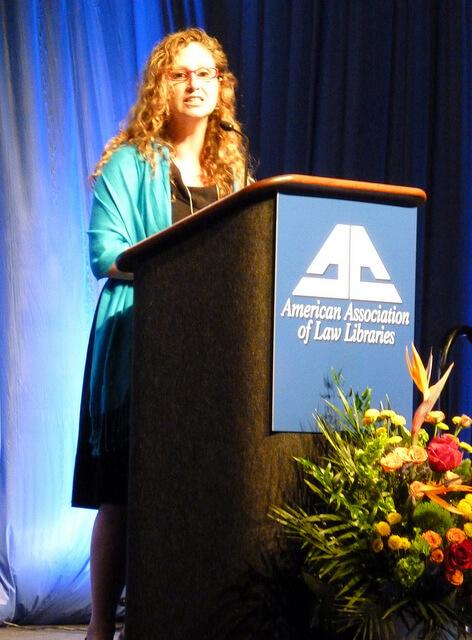 Slate writer and author Dahlia Lithwick. (Photo: altopower/Flickr)