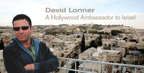 David Lonner picture and headline from the May/June 2008 cover story of Mosaic magazine.