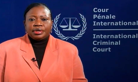 ICC prosecutor Fatou Benso