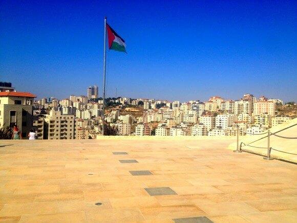 Ramallah Palestine August 2013