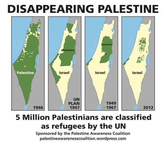 Palestinian Wall ad