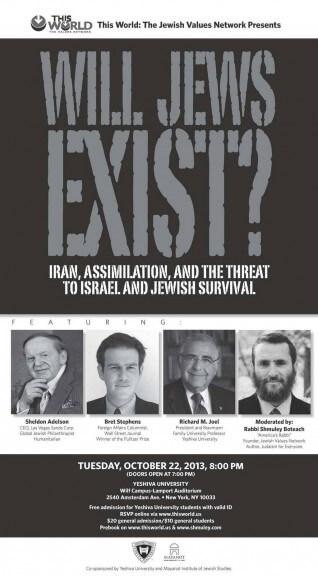 Will Jews Exist