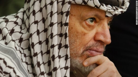 Yasser Arafat (Photo: Chris Hondros/Getty Images)