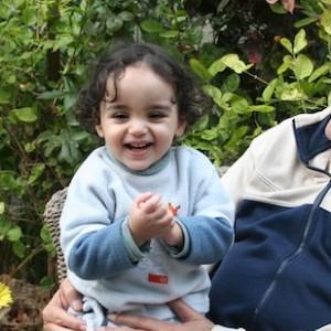 Eyad and Ali