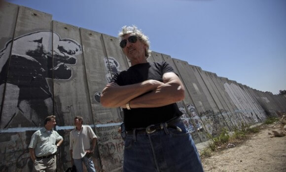 Roger Waters in Palestine