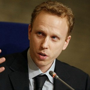 Author Max Blumenthal.