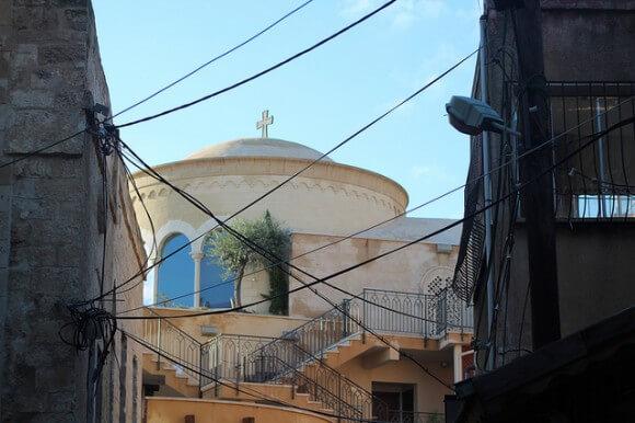 A scene in Nazareth (Photo: Flickr/Adam Groffman)