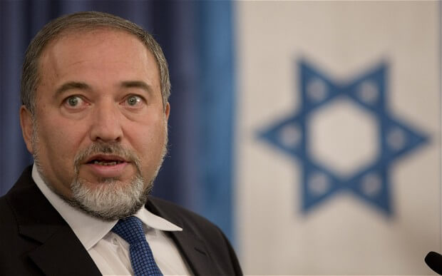 Israeli Foreign Minister Avigdor Lieberman. Photo: AP