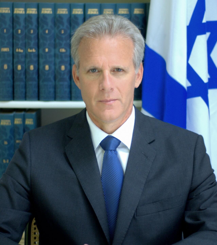 Former Israeli ambassador to the U.S., Michael Oren