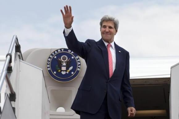 Kerry leaves, settlements grow