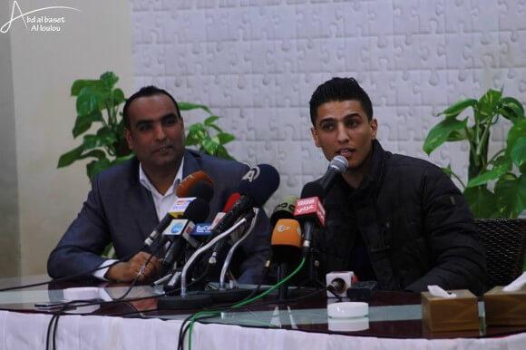 Ramallah Press conference Feb13, 2014