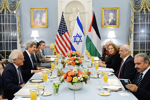 Kerry, Livni, Indyk et al