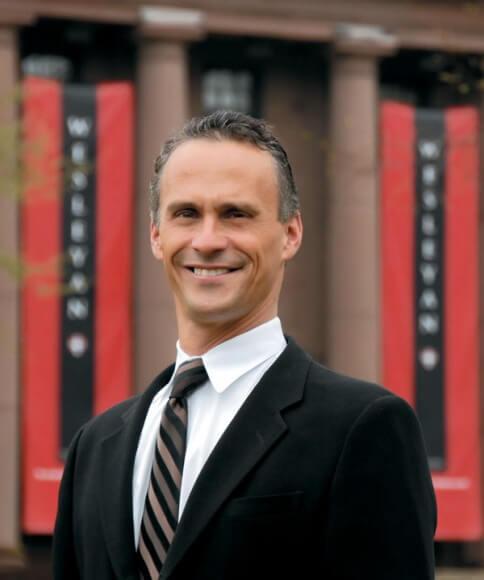 Wesleyan President Michael Roth