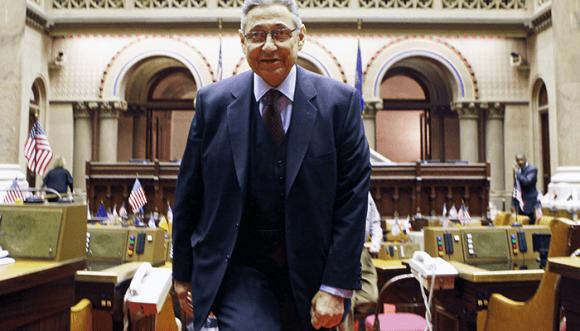 Assembly Speaker Sheldon Silver. (Photo: Associated Press/Mike Groll)