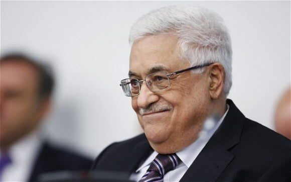Palestinian President Mahmoud Abbas has expressed complete solidarity with the Gazans under attack (Photo: Reuters)