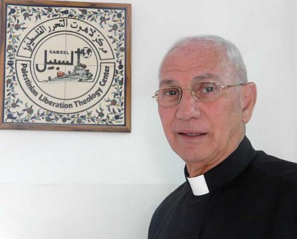 The Rev. Dr. Naim Ateek (Photo: Tree of Life)