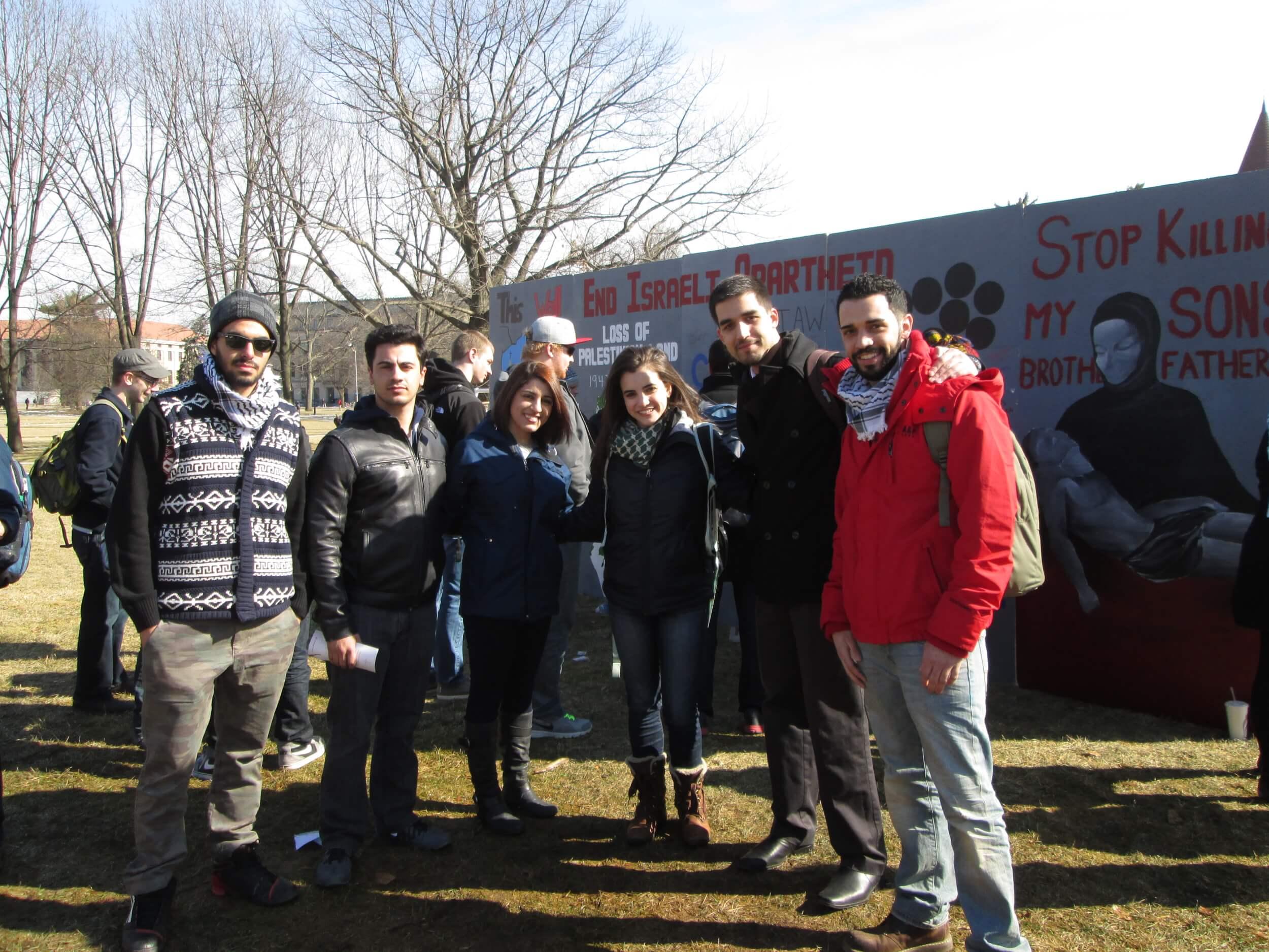 Israeli Apartheid Week at OSU