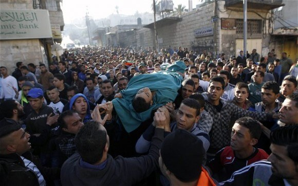 Jenin (Photo: Reuters)