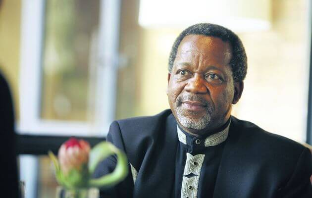 The Reverend Kenneth Meshoe is opposed to comparisons between Israel and South Africa under apartheid. (Photo: JAMES OATWAY/ The Times (South Africa)