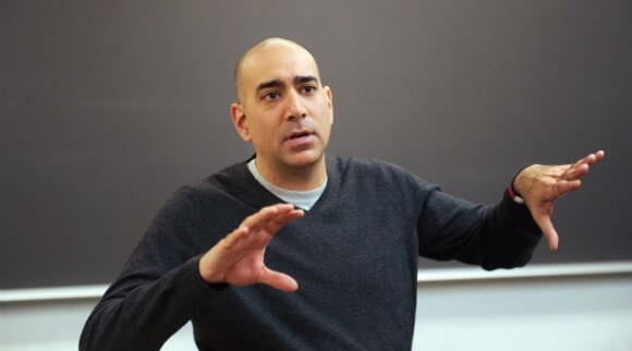 Ali Abunimah's new book is titled The Battle For Justice In Palestine.