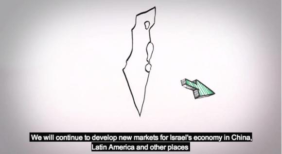 Netanyahu promotionof Israel