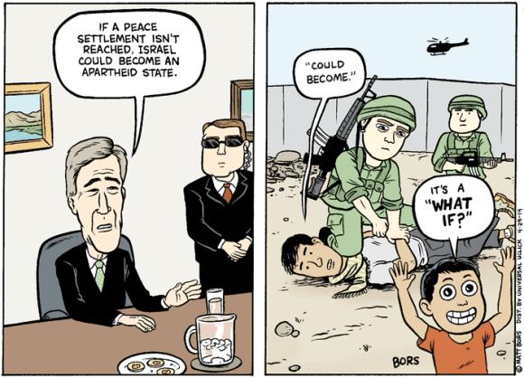Matt Bors cartoon