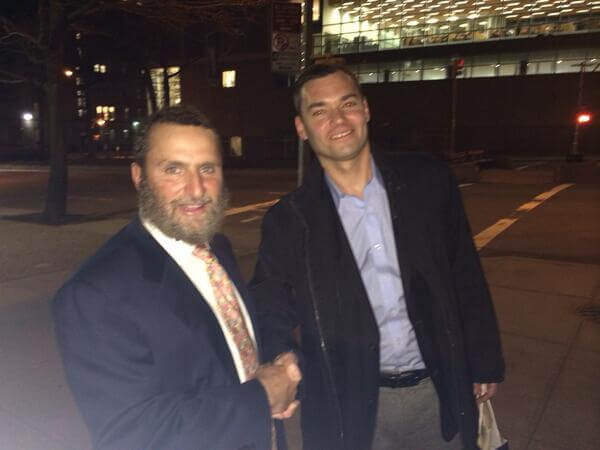 Boteach and Beinart