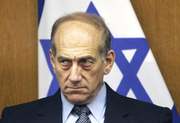 Former Israeli Prime Minister Ehud Olmert. (Photo: Algemeiner.com)