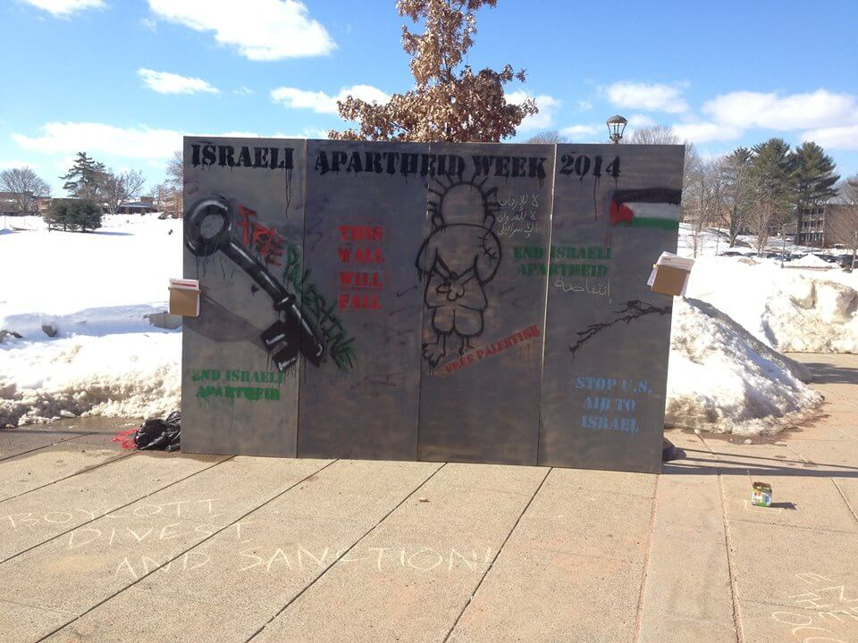 (Photo: Wesleyan Students For Justice in Palestine)