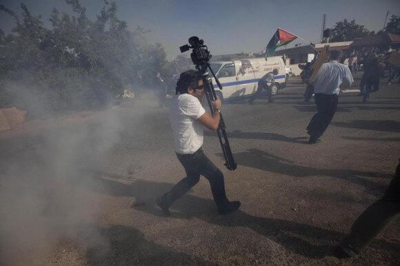 May 3, 2014. (AP Photo/Majdi Mohammed)