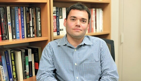 Peter Beinart has a decision to make.