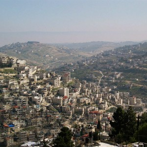 Silwan, area in which Masri family was attacked