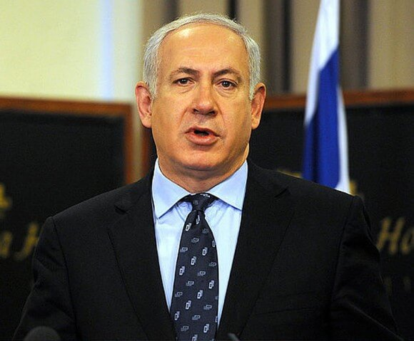 Israeli Prime Minister Benjamin Netanyahu. (Photo: Cherie Cullen/Department of Defense)