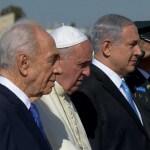 Israeli Prime Minister, on right
