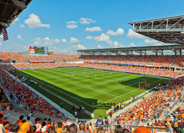 BBVA Compass Stadium, Houston Texas