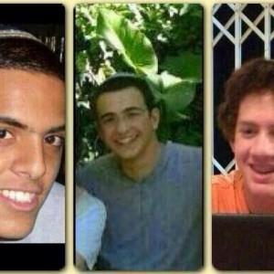 Israeli teens abducted in the West Bank Thursday evening from an intersection in the Gush Etzion settlement bloc.