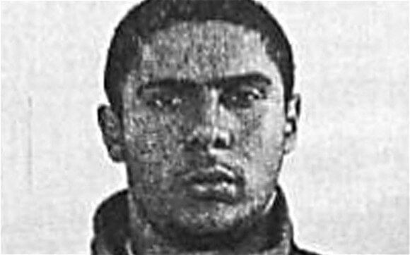 French police released this image of alleged Brussels killer Mehdi Nemmouche