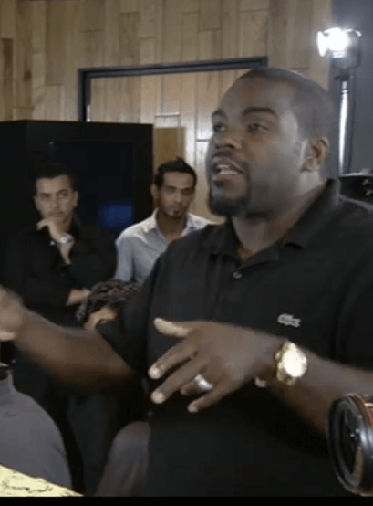 "Rodney ""Darkchild"" Jerkins (Screen shot:Livestream June 3,2014, Dubai)"