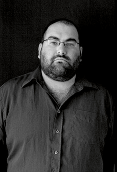 Breaking the Silence co founder  Yehuda Shaul (photo: agencemediapalestine.fr)