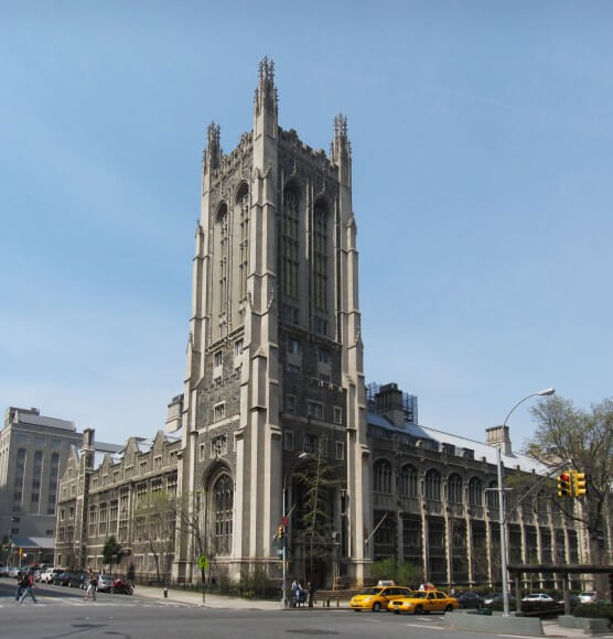 Union Theological Seminary, from Wikimedia Commons