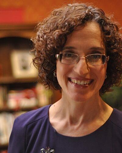 Jane Eisner, from Jewish Boston