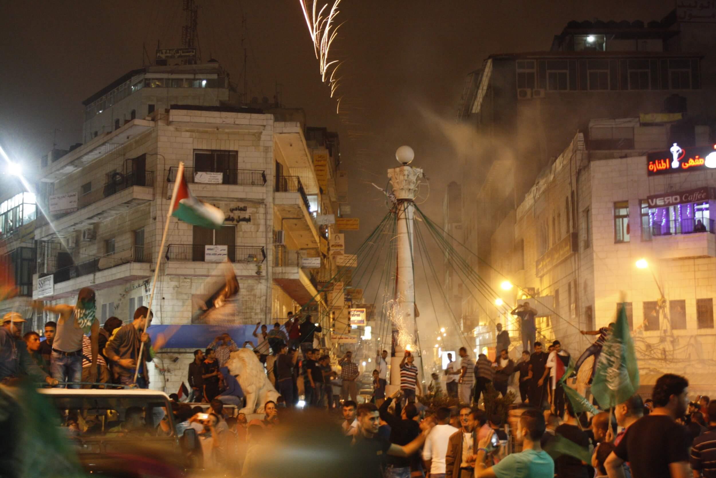 Ramallah, July 20, 2014