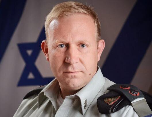 Lt. Col Peter Lerner of the Israeli Defense Forces
